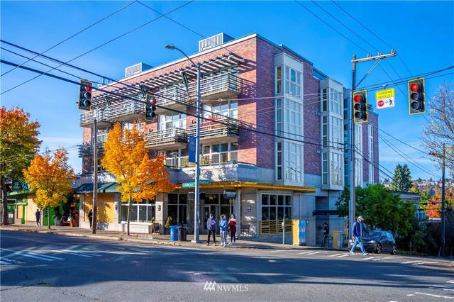 125 E Lynn Street #205, Seattle, WA 98102 (#1685644) :: Pacific Partners @ Greene Realty