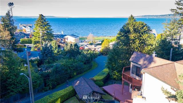 9810 Marmount Dr. NW, Seattle, WA 98117 (#1685994) :: Icon Real Estate Group