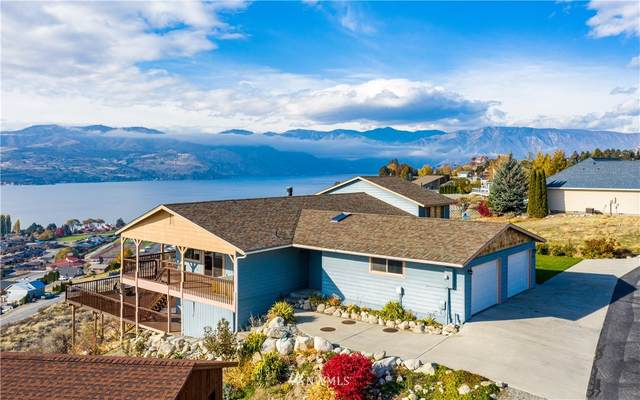 122 Orchard View Drive, Chelan, WA 98816 (#1686441) :: NW Home Experts