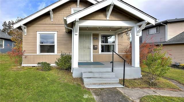 407 South 53rd St, Tacoma, WA 98408 (#1687945) :: Engel & Völkers Federal Way