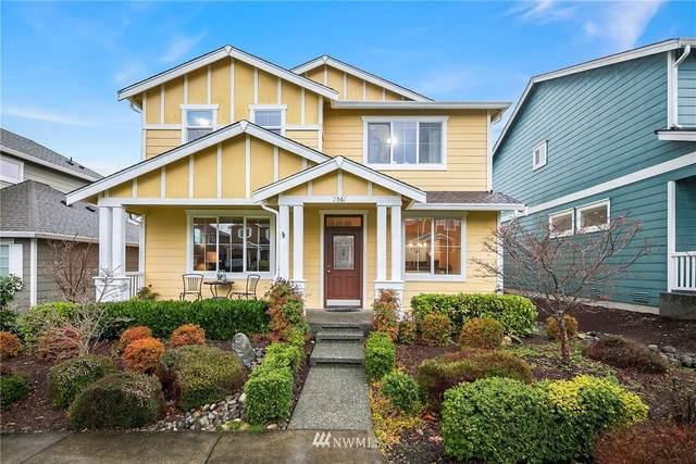 2561 NE Jewell Lane, Issaquah, WA 98029 (#1690013) :: Icon Real Estate Group