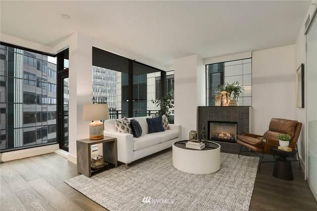 820 Blanchard Street #1110, Seattle, WA 98121 (#1691883) :: The Shiflett Group
