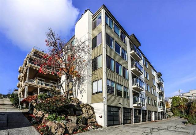 2330 W Crockett #103, Seattle, WA 98119 (#1691894) :: Alchemy Real Estate