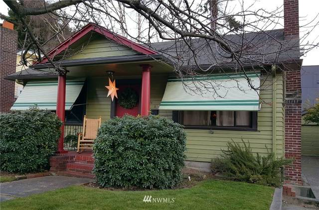 2126 N Dexter Avenue, Seattle, WA 98109 (#1692680) :: Pacific Partners @ Greene Realty
