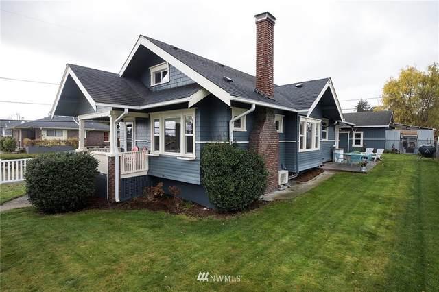 1424 S Madison Street, Tacoma, WA 98405 (#1693326) :: The Royston Team