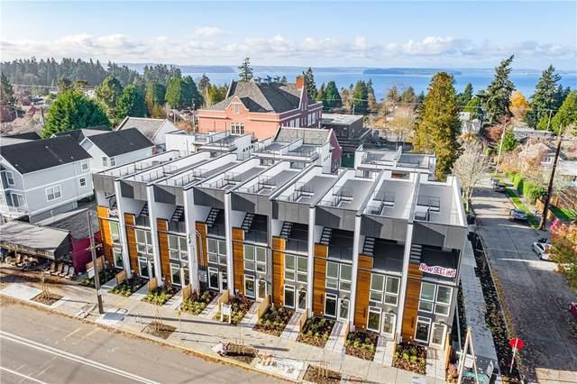 4307 SW Frontenac, Seattle, WA 98136 (#1693784) :: M4 Real Estate Group