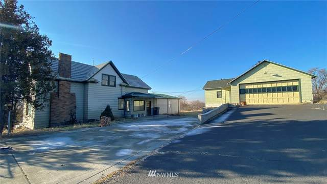 405 N E Street, Lind, WA 99341 (#1695260) :: The Robinett Group