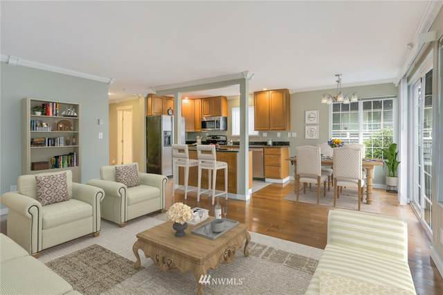 4728 40th Avenue NE 2B, Seattle, WA 98105 (#1696643) :: Better Properties Real Estate