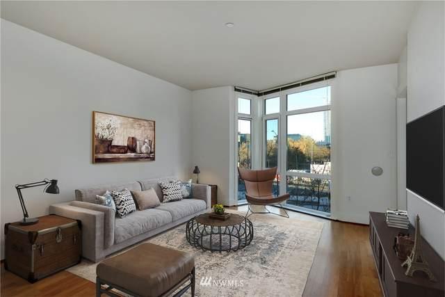 699 John Street #314, Seattle, WA 98109 (#1696749) :: Tribeca NW Real Estate