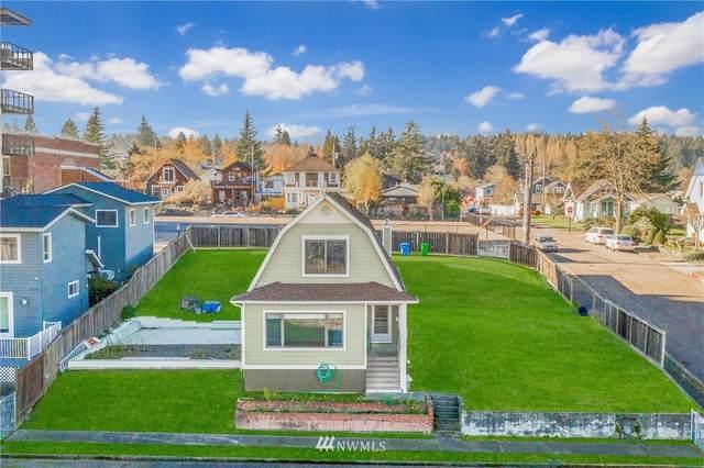 5226 N Bennett Street, Ruston, WA 98407 (#1710527) :: Better Properties Real Estate