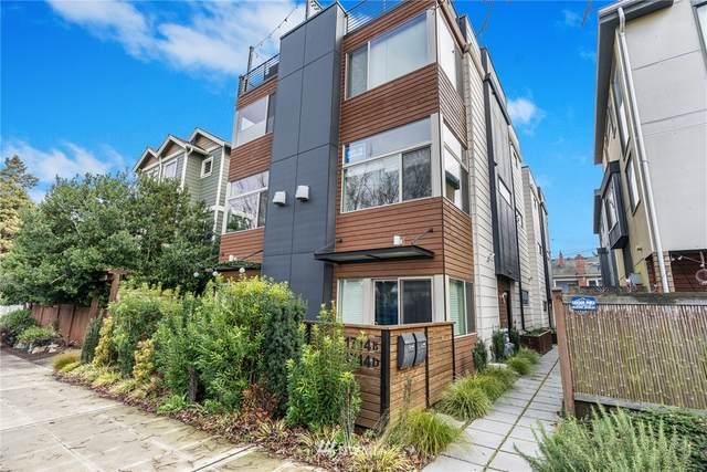1714 California Avenue SW D, Seattle, WA 98116 (#1710891) :: Mike & Sandi Nelson Real Estate