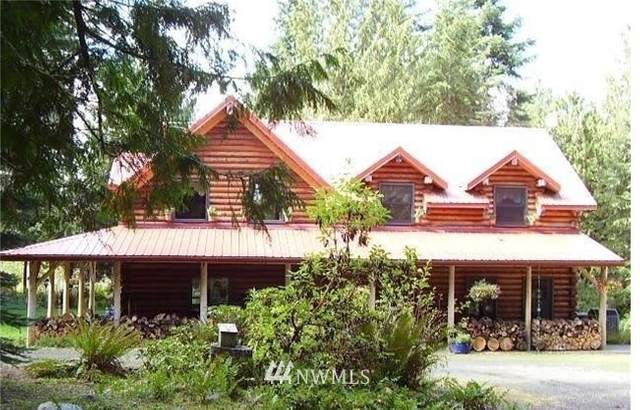 4688 Lost Mountain Road, Sequim, WA 98382 (MLS #1711994) :: Community Real Estate Group