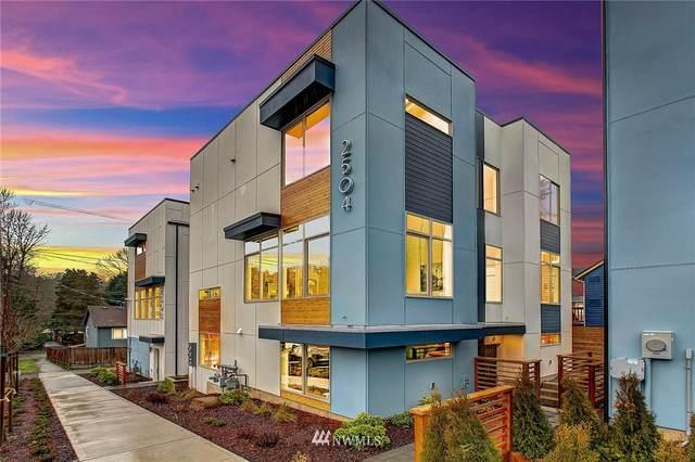 2504 SW Findlay Street A, Seattle, WA 98106 (#1714214) :: Pickett Street Properties