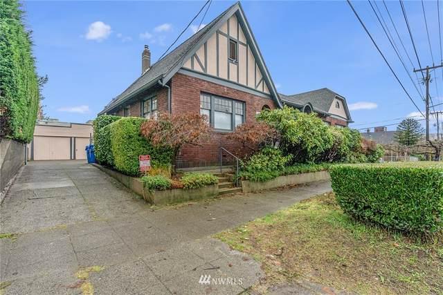 1703 E Columbia Street #4, Seattle, WA 98122 (#1714669) :: Ben Kinney Real Estate Team