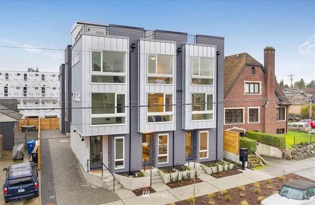 809 N 47th Street, Seattle, WA 98103 (#1715382) :: Mike & Sandi Nelson Real Estate