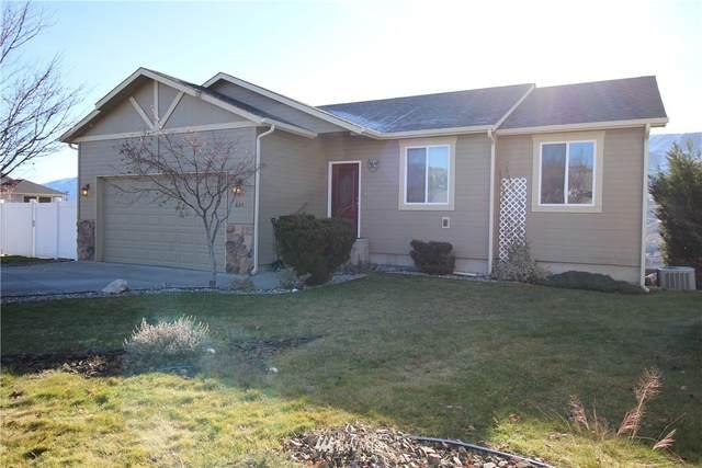 624 S James Avenue, East Wenatchee, WA 98802 (#1716198) :: Ben Kinney Real Estate Team