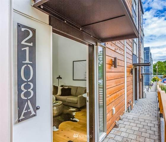 2108 E James St A, Seattle, WA 98122 (#1716590) :: Tribeca NW Real Estate