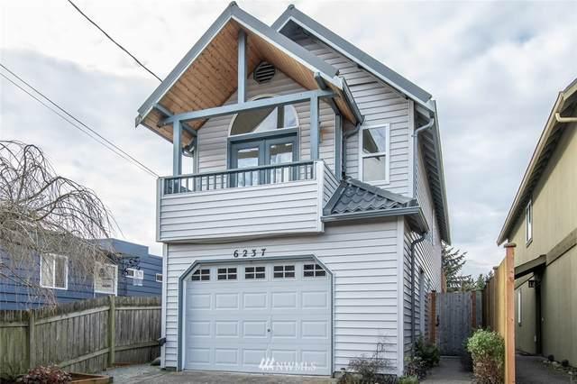 6237 5th Avenue NW, Seattle, WA 98107 (#1717889) :: Ben Kinney Real Estate Team