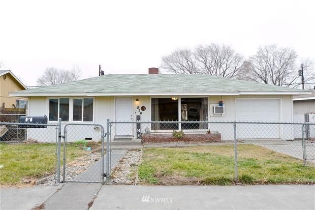 526 S Grand Drive, Moses Lake, WA 98837 (MLS #1718360) :: Nick McLean Real Estate Group