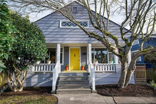 3226 Lafayette Avenue S, Seattle, WA 98144 (#1720030) :: Ben Kinney Real Estate Team