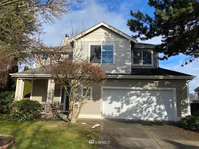 23302 57th Avenue S #40, Kent, WA 98032 (MLS #1720596) :: Brantley Christianson Real Estate