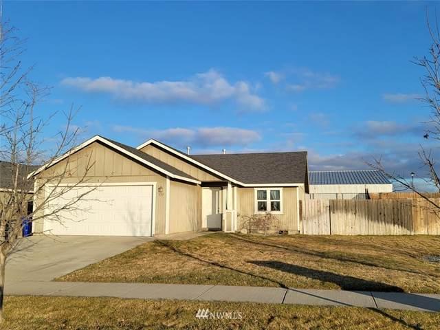 337 S Solar Street, Airway Heights, WA 99001 (#1720725) :: Better Properties Lacey