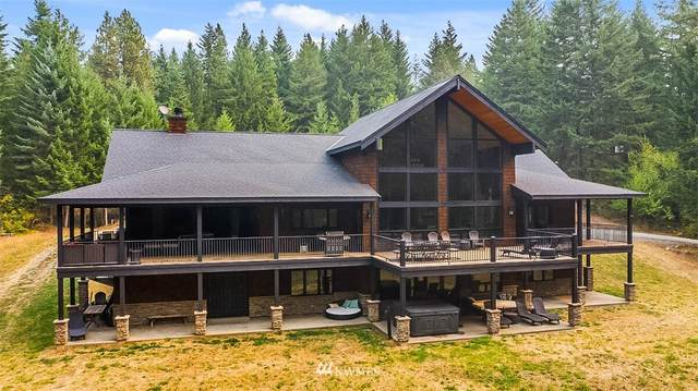 251 Evergreen Valley Loop Road, Ronald, WA 98940 (MLS #1721666) :: Brantley Christianson Real Estate