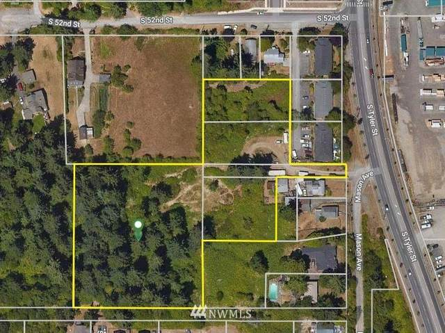 0 S 54th, Tacoma, WA 98409 (#1721932) :: Priority One Realty Inc.