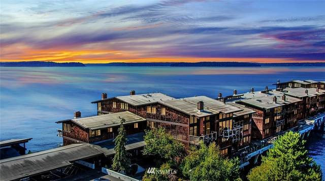 3717 Beach Drive SW #210, Seattle, WA 98116 (#1722700) :: M4 Real Estate Group