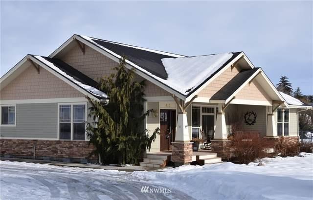 415 W Beech Street, Waterville, WA 98858 (MLS #1722767) :: Brantley Christianson Real Estate