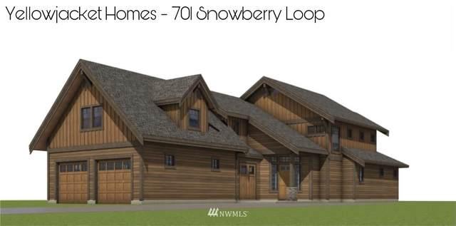 701 Snowberry Loop, Cle Elum, WA 98922 (#1723466) :: The Original Penny Team
