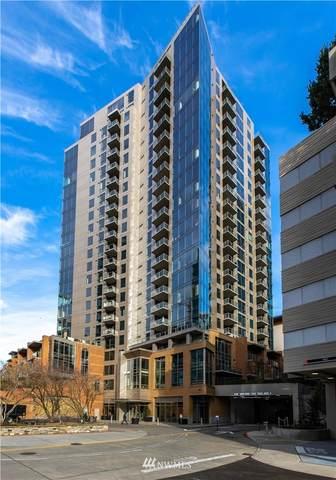 10650 NE 9th Place #520, Bellevue, WA 98004 (#1723769) :: Northern Key Team