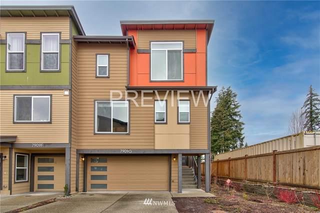 7909 229th Place SW G, Edmonds, WA 98026 (MLS #1724095) :: Brantley Christianson Real Estate