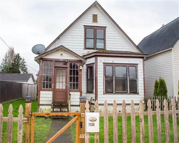 1108 Arnold Avenue, Hoquiam, WA 98550 (#1729245) :: Canterwood Real Estate Team