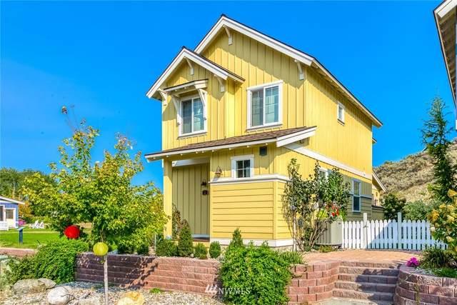 90 Veranda Drive, Oroville, WA 98844 (#1729647) :: Keller Williams Western Realty