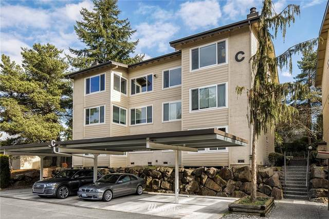 706 136th Place NE C5, Bellevue, WA 98005 (#1730315) :: Costello Team