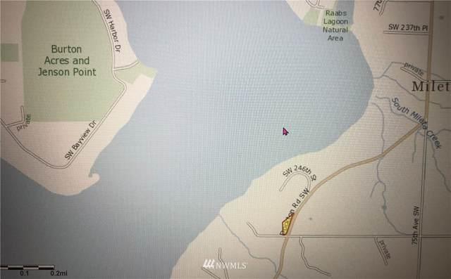 24 Dockton Road SW, Vashon, WA 98070 (#1730572) :: Northwest Home Team Realty, LLC