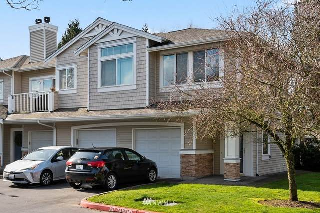 5801 S 231st Street 21-6, Kent, WA 98032 (MLS #1730577) :: Brantley Christianson Real Estate