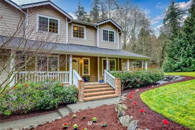 7076 NE Bay Hill Road, Bainbridge Island, WA 98110 (MLS #1730972) :: Brantley Christianson Real Estate