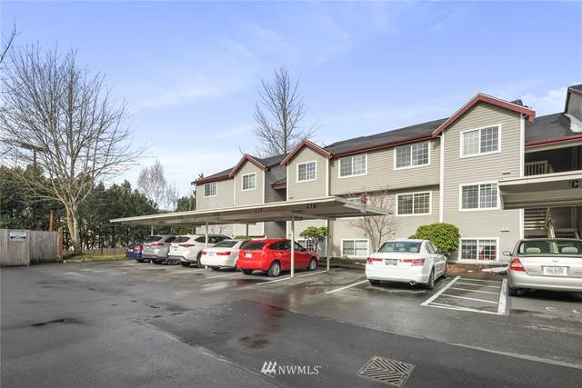 13306 SE 272nd Street H-201, Kent, WA 98042 (#1731108) :: NextHome South Sound