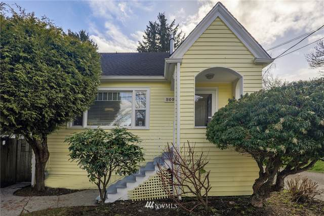 809 NW 77th Street, Seattle, WA 98117 (MLS #1731451) :: Brantley Christianson Real Estate