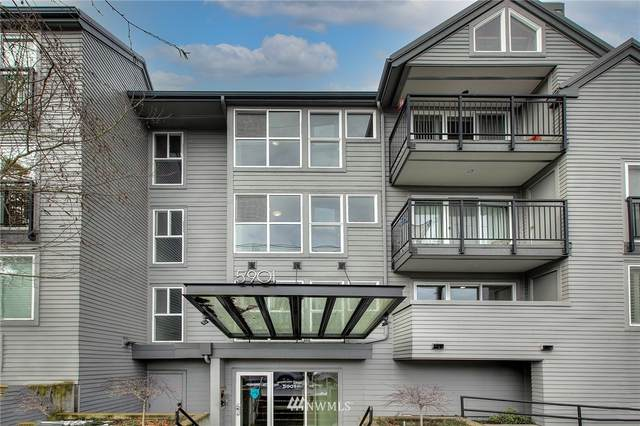 5901 Phinney Avenue N #204, Seattle, WA 98103 (#1732025) :: Priority One Realty Inc.