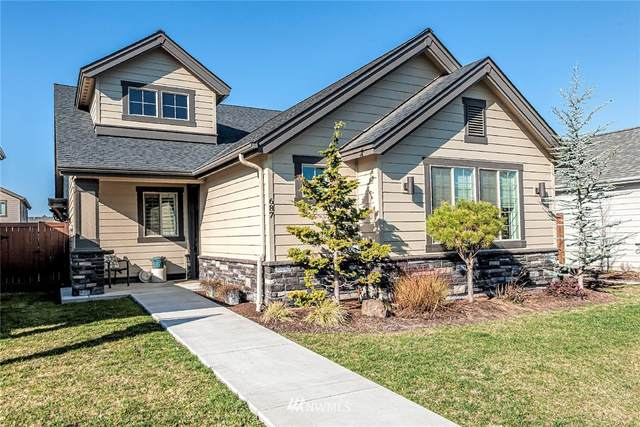 687 SE Whimbrel Loop, College Place, WA 99324 (#1732160) :: Ben Kinney Real Estate Team