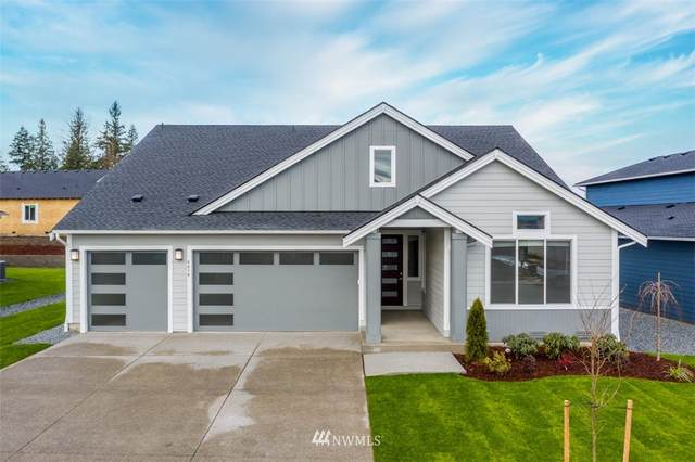 23129 65th St E (Lot 115), Buckley, WA 98321 (#1733064) :: The Snow Group
