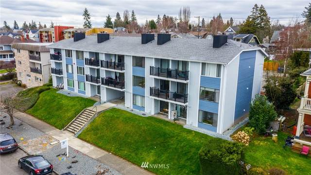 1010 N J Street #3, Tacoma, WA 98403 (#1733671) :: Costello Team