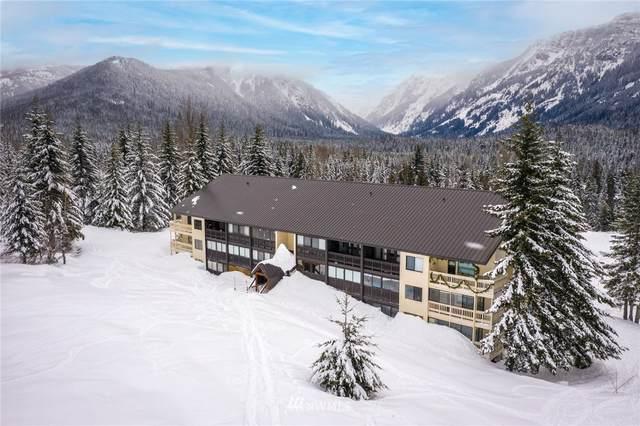 223 Hyak Drive E #643, Snoqualmie Pass, WA 98068 (#1733755) :: Canterwood Real Estate Team