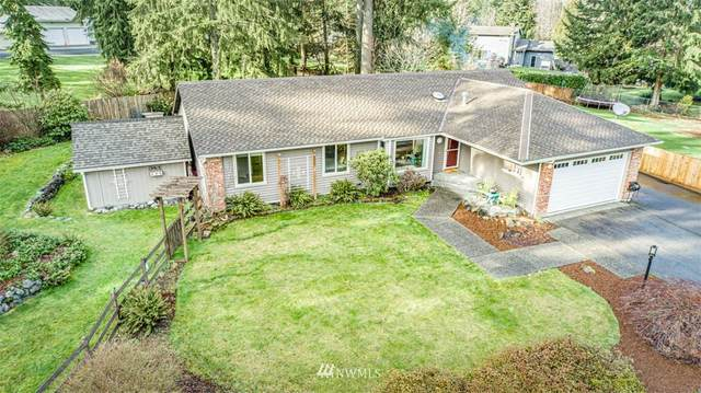 21110 107th Avenue SE, Snohomish, WA 98296 (#1733785) :: NextHome South Sound