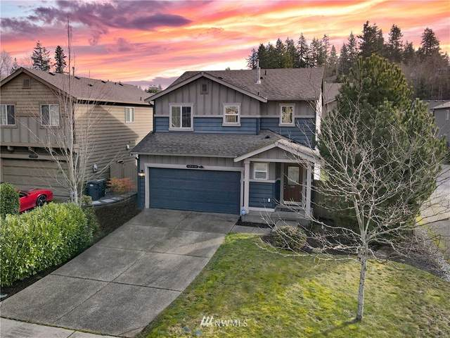 12813 81st Avenue Ct E, Puyallup, WA 98373 (#1734106) :: Engel & Völkers Federal Way