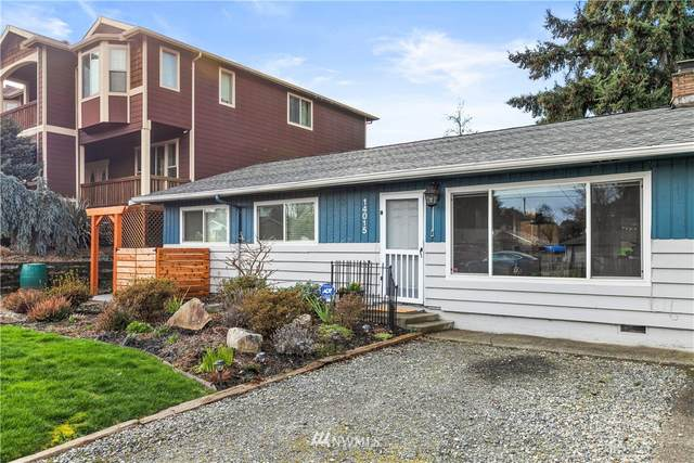 14015 43rd Avenue S, Tukwila, WA 98168 (MLS #1735115) :: Brantley Christianson Real Estate