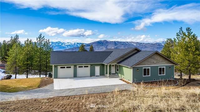 425 Mcneil Canyon Road, Orondo, WA 98843 (MLS #1736206) :: Brantley Christianson Real Estate